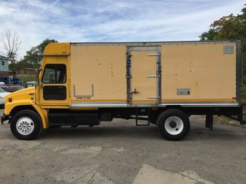2004 Freightliner FL70 for sale at ACE HARDWARE OF ELLSWORTH dba ACE EQUIPMENT in Canfield OH