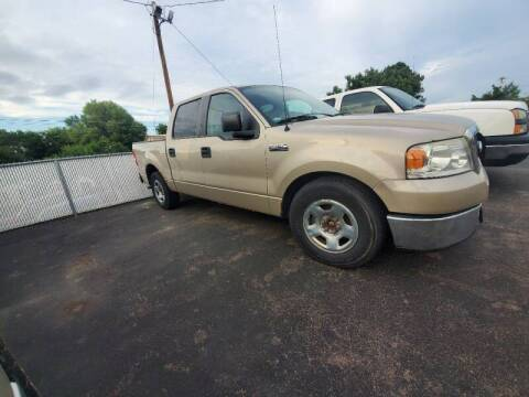 2008 Ford F-150 for sale at Geareys Auto Sales of Sioux Falls, LLC in Sioux Falls SD