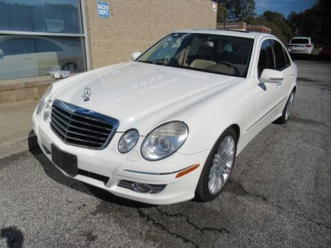 2007 Mercedes-Benz E-Class for sale at Southern Auto Solutions - Georgia Car Finder - Southern Auto Solutions - 1st Choice Autos in Marietta GA