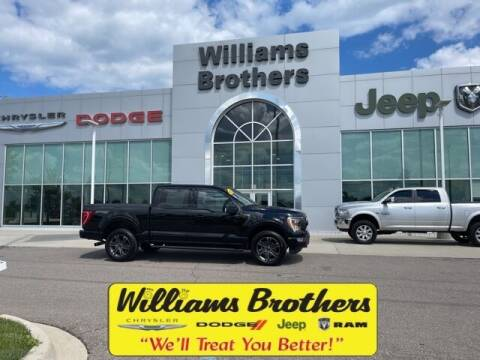 2021 Ford F-150 for sale at Williams Brothers - Pre-Owned Monroe in Monroe MI