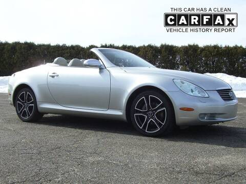 2004 Lexus SC 430 for sale at Atlantic Car Company in East Windsor CT