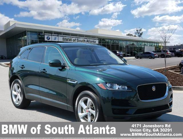 2018 Jaguar F-PACE for sale at Carol Benner @ BMW of South Atlanta in Union City GA
