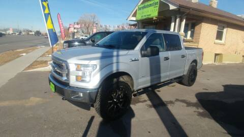 2017 Ford F-150 for sale at Everett Automotive Group in Pleasant Grove UT