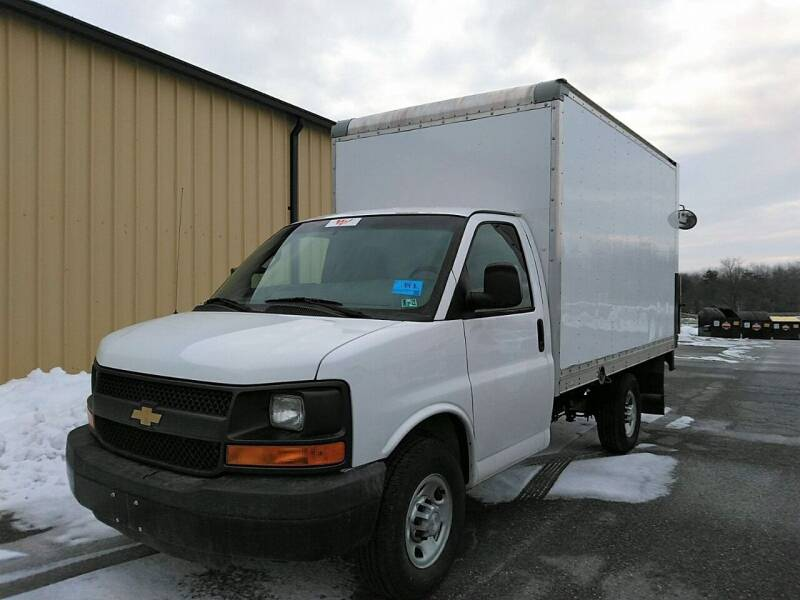 2016 Chevrolet Express Cutaway for sale at KA Commercial Trucks, LLC in Dassel MN
