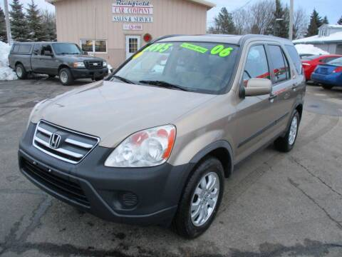 2006 Honda CR-V for sale at Richfield Car Co in Hubertus WI