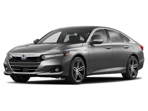 2021 Honda Accord Hybrid for sale at BASNEY HONDA in Mishawaka IN