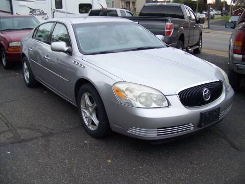2007 Buick Lucerne for sale at Collector Car Co in Zanesville OH