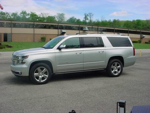 2020 Chevrolet Suburban for sale at S. A. Y. Trailers in Loyalhanna PA