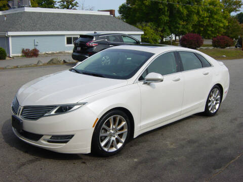 2015 Lincoln MKZ for sale at North South Motorcars in Seabrook NH
