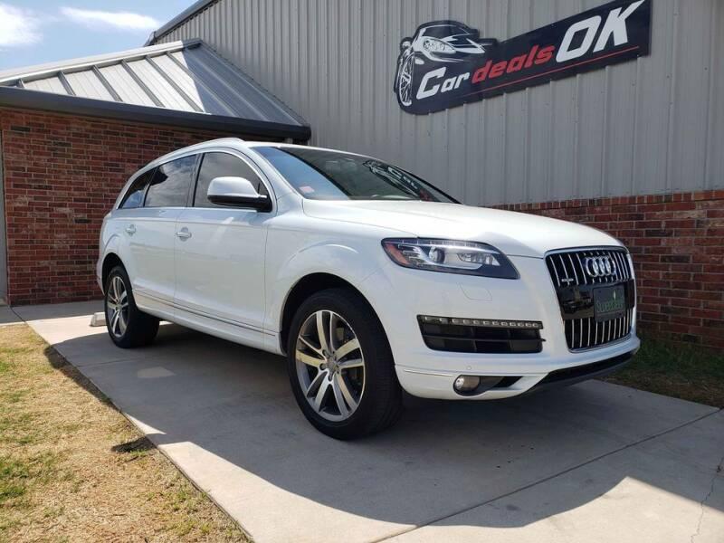 2015 Audi Q7 for sale in Oklahoma City, OK