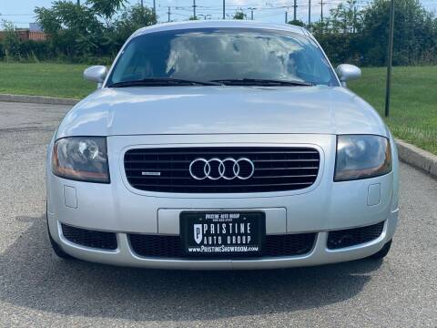 2002 Audi TT for sale at Pristine Auto Group in Bloomfield NJ