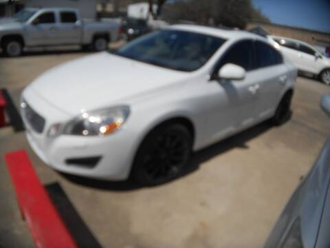 2013 Volvo S60 for sale at CARDEPOT in Fort Worth TX