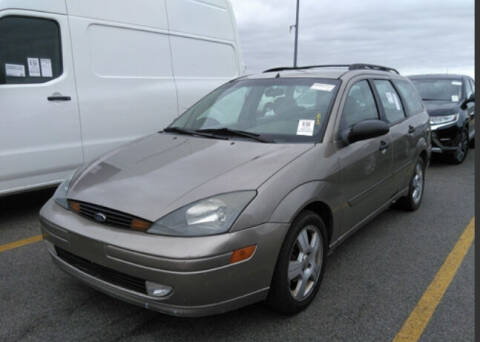 2003 Ford Focus for sale at HW Used Car Sales LTD in Chicago IL