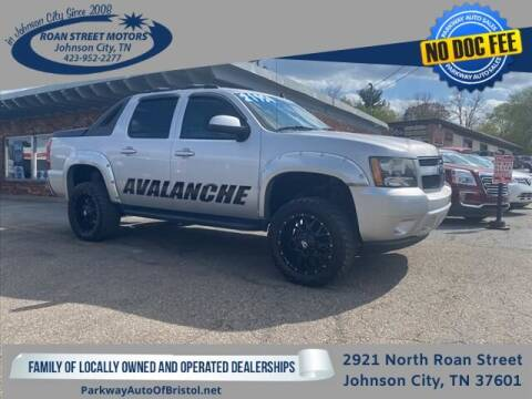 2011 Chevrolet Avalanche for sale at PARKWAY AUTO SALES OF BRISTOL - Roan Street Motors in Johnson City TN