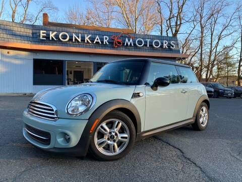 2013 MINI Hardtop for sale at Ekonkar Motors in Scotch Plains NJ