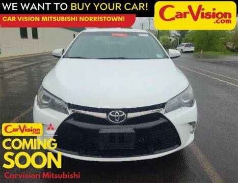 2015 Toyota Camry for sale at Car Vision Mitsubishi Norristown in Norristown PA