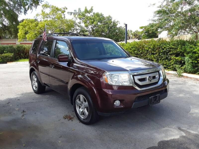 2011 Honda Pilot for sale at Florida Auto Trend in Plantation FL