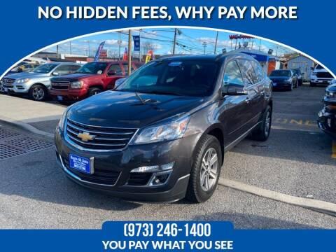 2016 Chevrolet Traverse for sale at Route 46 Auto Sales Inc in Lodi NJ