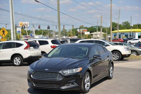 2015 Ford Fusion for sale at Motor Car Concepts II - Kirkman Location in Orlando FL