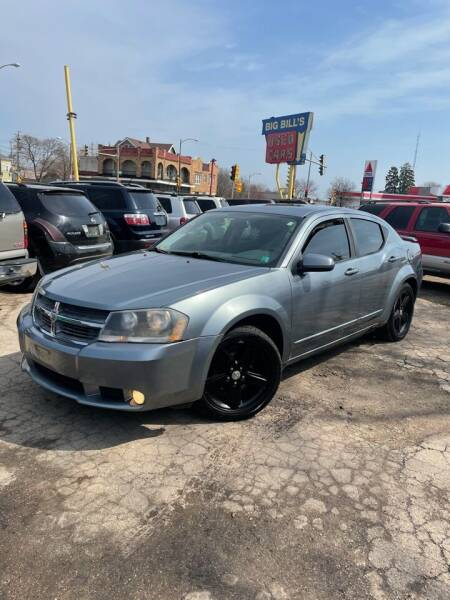 2008 Dodge Avenger for sale at Big Bills in Milwaukee WI