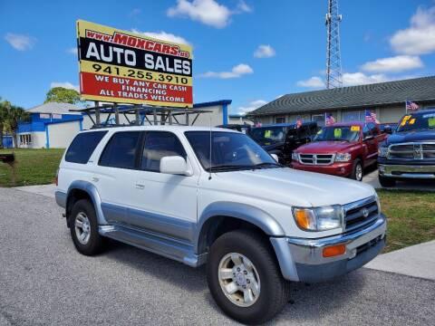 1998 Toyota 4Runner for sale at Mox Motors in Port Charlotte FL