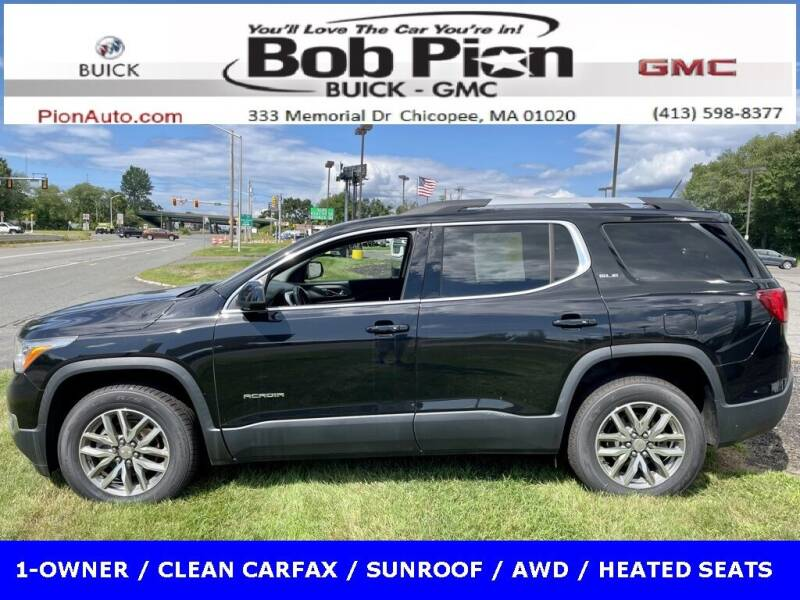 2018 GMC Acadia for sale in Chicopee, MA