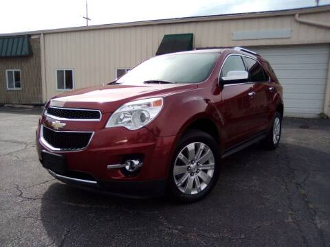 2010 Chevrolet Equinox for sale at Great Lakes AutoSports in Villa Park IL