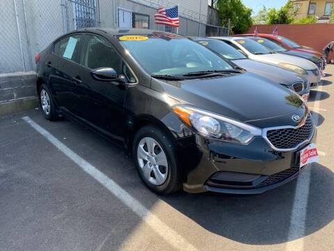 2016 Kia Forte for sale at United Auto Sales of Newark in Newark NJ