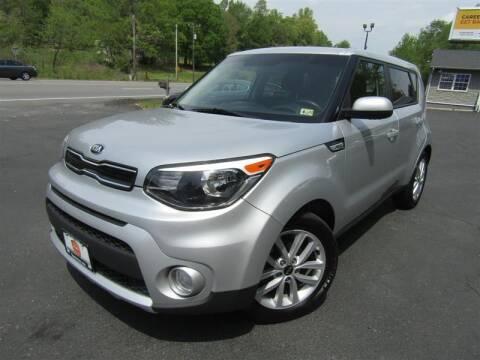 2018 Kia Soul for sale at Guarantee Automaxx in Stafford VA