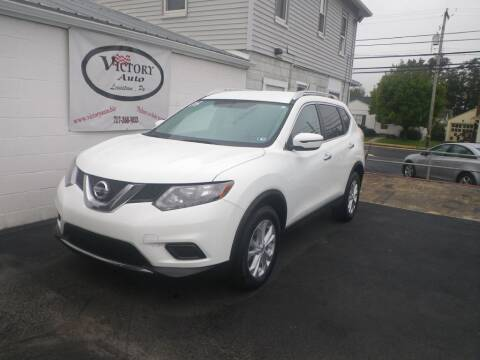2016 Nissan Rogue for sale at VICTORY AUTO in Lewistown PA