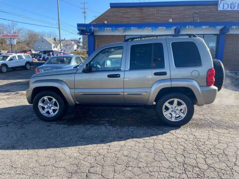 2004 Jeep Liberty for sale at Duke Automotive Group in Cincinnati OH