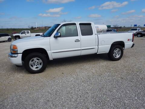 2006 GMC Sierra 1500 for sale at All Terrain Sales in Eugene MO
