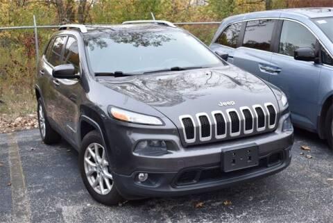 2014 Jeep Cherokee for sale at BOB ROHRMAN FORT WAYNE TOYOTA in Fort Wayne IN