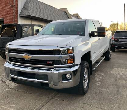 2015 Chevrolet Silverado 2500HD for sale at Stephen Motor Sales LLC in Caldwell OH
