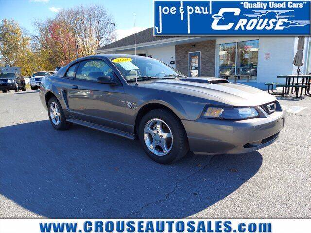 2004 Ford Mustang for sale at Joe and Paul Crouse Inc. in Columbia PA