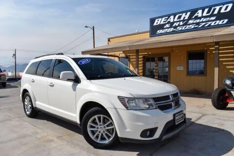 2014 Dodge Journey for sale at Beach Auto and RV Sales in Lake Havasu City AZ