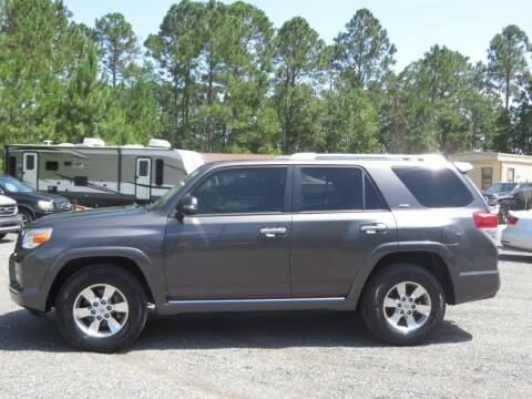 2013 Toyota 4Runner for sale at Ward's Motorsports in Pensacola FL