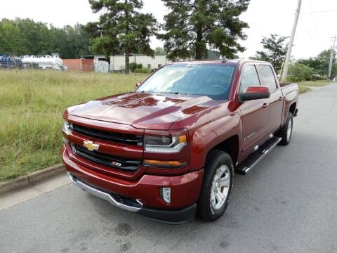 2017 Chevrolet Silverado 1500 for sale at United Traders Inc. in North Little Rock AR