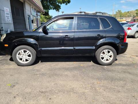 2007 Hyundai Tucson for sale at SMD Auto Sales in Kansas City MO
