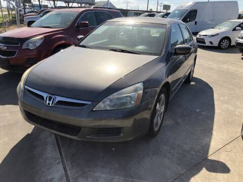 2006 Honda Accord for sale at RIVERCITYAUTOFINANCE.COM in New Braunfels TX