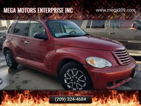 2006 Chrysler PT Cruiser for sale at MEGA MOTORS ENTERPRISE INC in Modesto CA