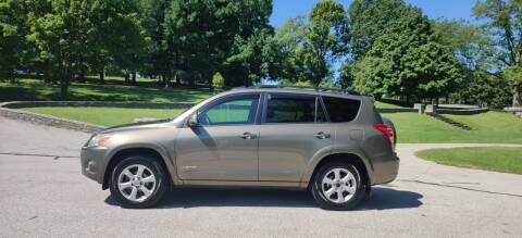 2011 Toyota RAV4 for sale at Auto Wholesalers in Saint Louis MO