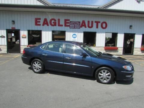 2009 Buick LaCrosse for sale at Eagle Auto Center in Seneca Falls NY