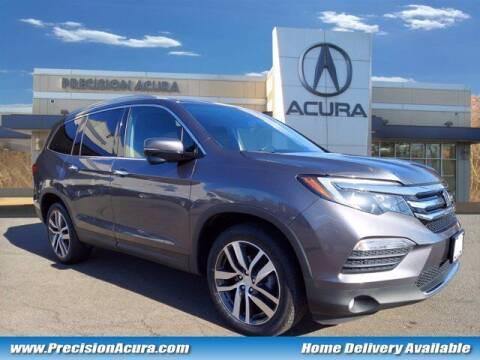 2018 Honda Pilot for sale at Precision Acura of Princeton in Lawrenceville NJ