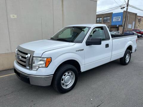 2012 Ford F-150 for sale at JG Motor Group LLC in Hasbrouck Heights NJ
