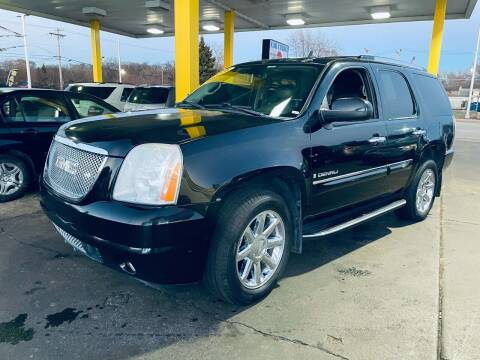 2008 GMC Yukon for sale at Car Credit Stop 12 in Calumet City IL