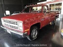 1980 Chevrolet C/K 10 Series for sale at STURBRIDGE CAR SERVICE CO in Sturbridge MA