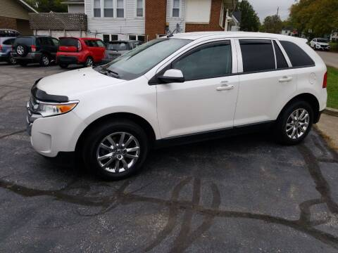 2013 Ford Edge for sale at Indiana Auto Sales Inc in Bloomington IN