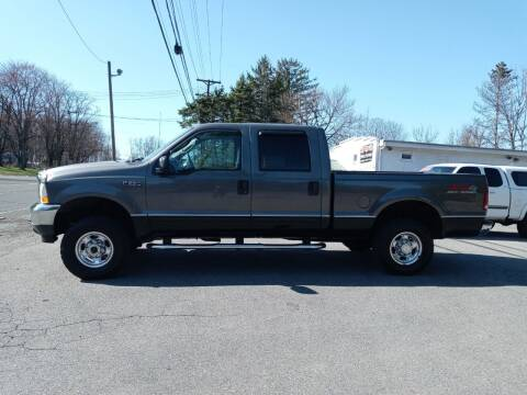 2003 Ford F-250 Super Duty for sale at DND AUTO GROUP in Belvidere NJ