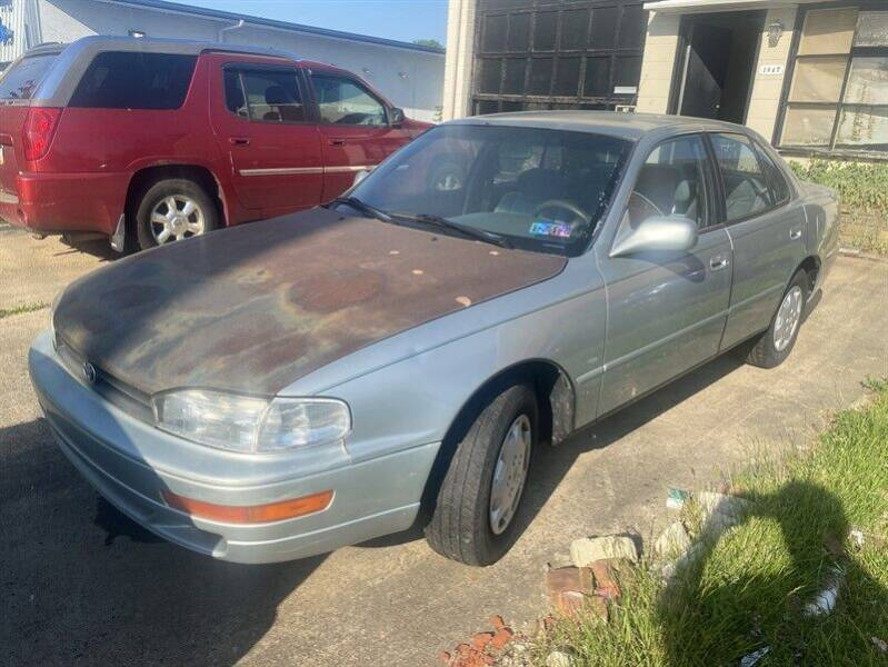 1994 Toyota Camry for sale at Jeffrey's Auto World Llc in Rockledge PA